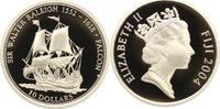 10 Dollars 2004 Fiji-Inseln Republik seit ...