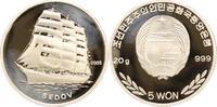 5 Won 2005 Korea-/Nord Volksrepublik seit ...