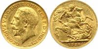 Sovereign Gold 1926  SA Südafrika George V...