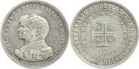 500 Reis 1898 Portugal Carlos I. 1889-1908...