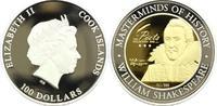 100 Dollars 2014 Cook Islands Elisabeth II...