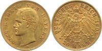 20 Mark 1905  D Bayern Otto 1886-1913. seh...