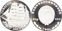 7 Won 2003 Korea-/Nord Volksrepublik seit ...