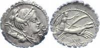 Denar (Serratus) 79 v. Chr Republik Tib. C...