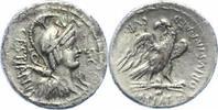 Denar 67 v. Chr Republik M. Plaetorius M. ...