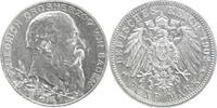 5 Mark 1902  G Baden Friedrich I. 1856-190...