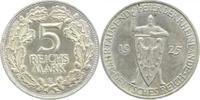 5 Reichsmark 1925  E Weimarer Republik  Vo...