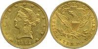 Vereinigte Staaten von Amerika 10 Dollars Gold