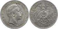 5 Mark 1895  A Preußen Wilhelm II. 1888-19...
