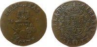 Rechenpfennig 1610 Niederlande Kupfer Albe...