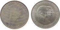 2 Kronen 1953 Dänemark Ag Frederik IX, Grö...