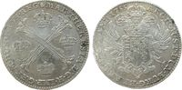 Kronentaler 1755 Österreich Niederlande Ag...