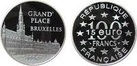 100 Francs / 15 1996 Frankreich Ag Großer ...