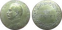 Verdienstmedaille o.J. vor 1914 -- Friedri...