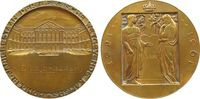 Medaille 1931 Belgien Bronze Brüssel, auf ...