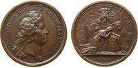 Medaille 1672 Frankreich Bronze Louis XIV ...