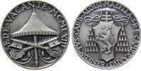 Medaille 1963 Vatikan Silber Sede Vacante ...