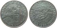 40 Centavos 1952 Kuba Ag 50. Jahrestag der...