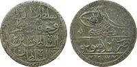 1 Yuzluk 1790 Türkei Billon Selim III, AH1...