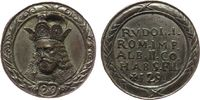 Medaille o.J. Speyer Bronzeguß Rudolf von ...