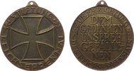Medaille o.J. Drittes Reich Bronze Stiftun...