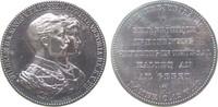 Medaille o.J. vor 1914 Silber Wilhelm II (...