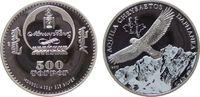 500 Tugrik 2013 Mongolei Ag Adler (Aquila ...