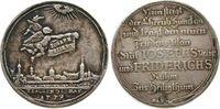 Medaille 1779 vor 1914 . Friedrich II (174...