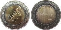 2 Deniers 1985 Andorra Bi-Met. Olympiade A...