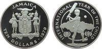 10 Dollar 1979 Jamaika Ag Internationales ...