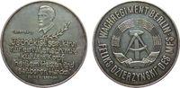 Medaille o.J. DDR -- Wachregiment Berlin -...