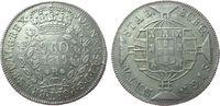 960 Reis 1819 Brasilien Ag Joao VI (1818-2...