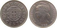 50 Centavos 1923 Angola Ni unter Portugal,...