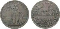 1 Penny-Token  Australien Ku Iredale & Co....