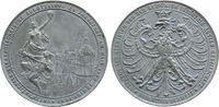 Medaille 1891 Frankfurt Bleiguß auf die El...