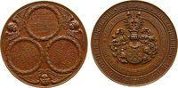 Medaille 1888 Frankfurt Bronze Andreae, Fr...