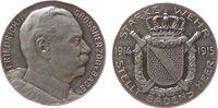 Medaille 1915 erster Weltkrieg Silber Frie...