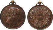 tragbare Bronzemedaille 1900 Belgien Bronz...