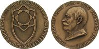 Medaille 1949 Schweden Bronze Frans Gustaf...