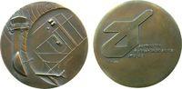 Medaille o.J. Portugal Bronze Lissabon, st...