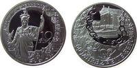10 Euro 2005 Österreich Ag 60 Jahre Zweite...