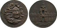 Medaille o.J. vor 1914 Bronzeguß Pöppelman...