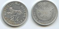 2½ Shillings 1969 Biafra M#3586 - Republic...