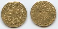 1 Dukat Gold 1800 Niederlande Batavische R...