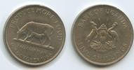 Five Shilling 1968 Uganda M#5012 Kuh und Kalb   7,00 EUR  +  4,50 EUR shipping