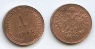 1 Soldo 1862 A Österreich Lombardei-Veneti...
