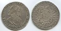 1 Taler 1658 KB RDR Österreich Ungarn M#10...