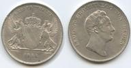 1 Kronentaler 1831 Baden-Durlach M#5025 Le...