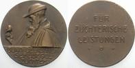 Bronzemedaille 1914 Tiere BUND DEUTSCHER G...
