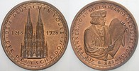 Bronzemedaille 1928 Köln-Stadt 680-Jahrfei...